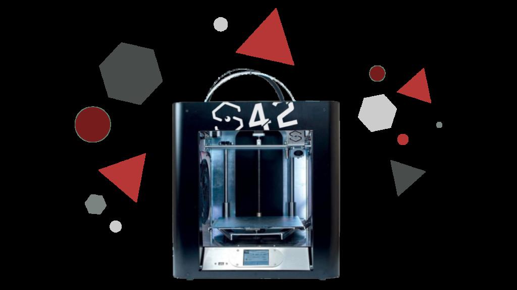Stampanti 3D professionali Sharebot Monza Sharebot 42 3d store 3d shop 42 stampante 3D