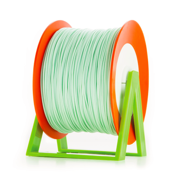 Bobina di filamento da 1kg di PLA 1,75mm Eumakers acquamarina Sharebot Monza stampa 3d