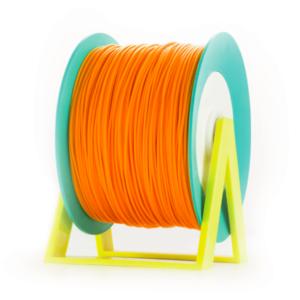 Bobina di filamento da 1kg di PLA 1,75mm Eumakers arancione Sharebot Monza stampa 3d