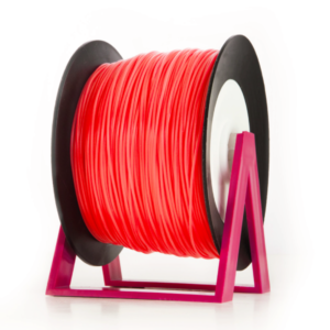 filamento PLA arancione fluo Eumakers Sharebot Monza stampa 3d