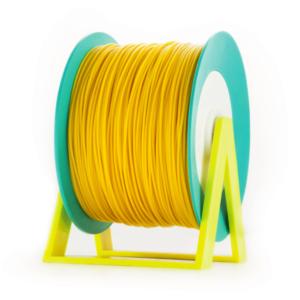 Bobina di filamento da 1kg di PLA 1,75mm Eumakers arancione mandarino Sharebot Monza stampa 3d