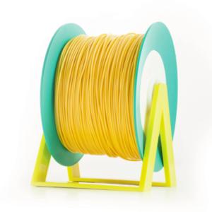Bobina di filamento da 1kg di PLA 1,75mm Eumakers arancione pastello Sharebot Monza stampa 3d
