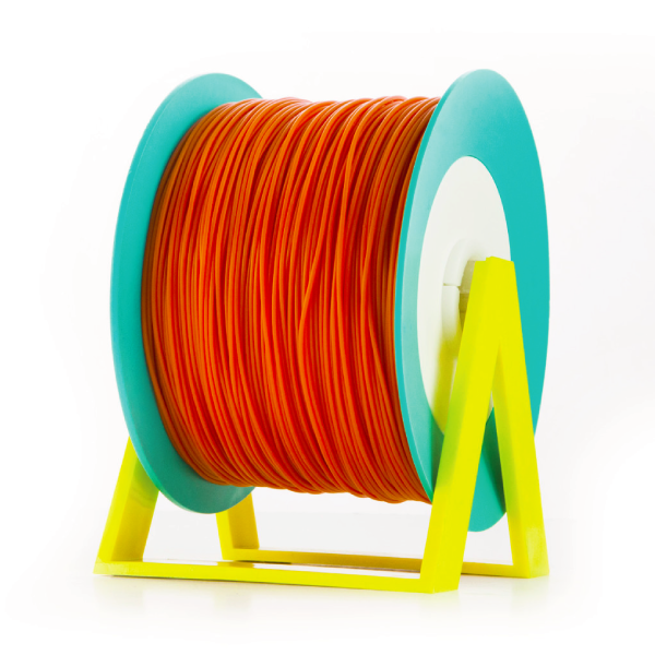 filamento PLA arancione scuro Eumakers Sharebot Monza stampa 3d