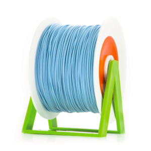 Bobina di filamento da 1kg di PLA 1,75mm Eumakers azzurro cielo Sharebot Monza stampa 3d