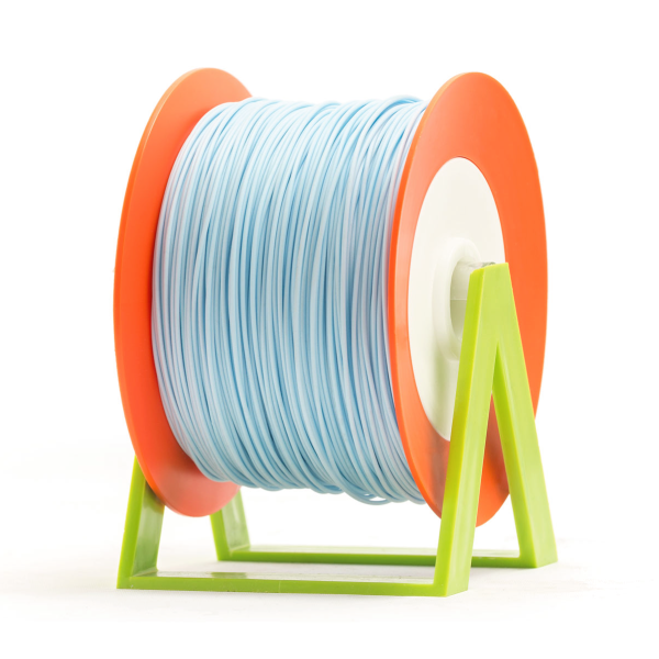 filamento PLA azzurro confetto Eumakers Sharebot Monza stampa 3d