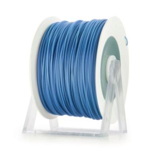 Bobina di filamento da 1kg di PLA 1,75mm Eumakers azzurro perlato Sharebot Monza stampa 3d