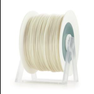 Bobina di filamento da 1kg di PLA 1,75mm Eumakers bianco perla Sharebot Monza stampa 3d