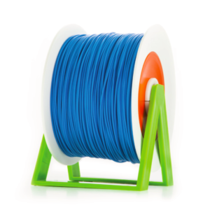 Bobina di filamento da 1kg di PLA 1,75mm Eumakers blu Sharebot Monza stampa 3d