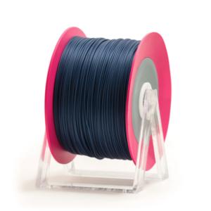 Bobina di filamento da 1kg di PLA 1,75mm Eumakers blu glossy Sharebot Monza stampa 3d