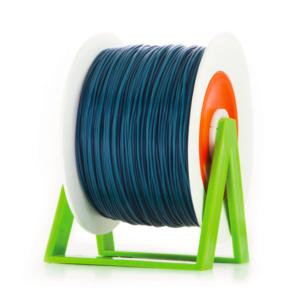 Bobina di filamento da 1kg di PLA 1,75mm Eumakers blu scuro Sharebot Monza stampa 3d