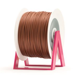 Bobina di filamento da 1kg di PLA 1,75mm Eumakers cor-ten Sharebot Monza stampa 3d