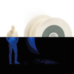 filamento PLAfotoluminescente Eumakers Sharebot Monza stampa 3d