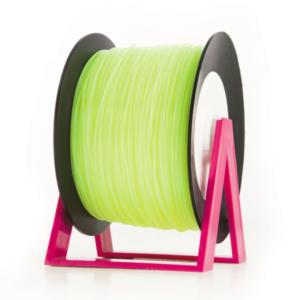 filamento PLA giallo fluo Eumakers Sharebot Monza stampa 3d