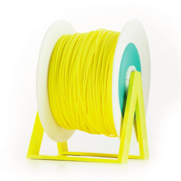filamento PLA giallo intenso Eumakers Sharebot Monza stampa 3d