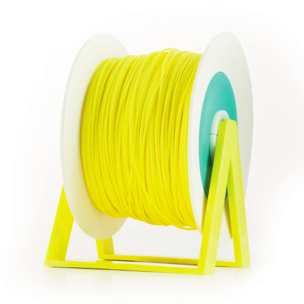 Filamento PLA 2,2 kg Giallo Intenso Eumakers 1,75mm