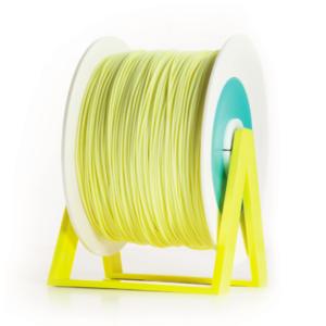 filamento PLA giallo paglierino Eumakers Sharebot Monza stampa 3d