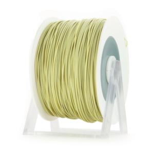 filamento PLA giallo sabbia metallizzato Eumakers Sharebot Monza stampa 3d