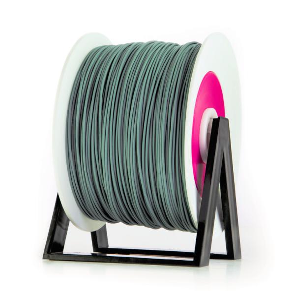 filamento PLA grigio Eumakers Sharebot Monza stampa 3d