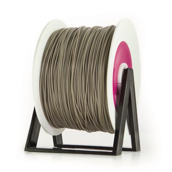 filamento PLA grigio fumo Eumakers Sharebot Monza stampa 3d