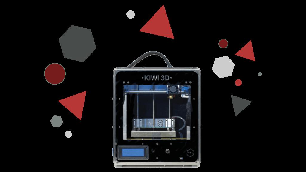 Stampanti 3D desktop Sharebot Monza Sharebot kiwi 3d store 3d shop kiwi stampante 3D