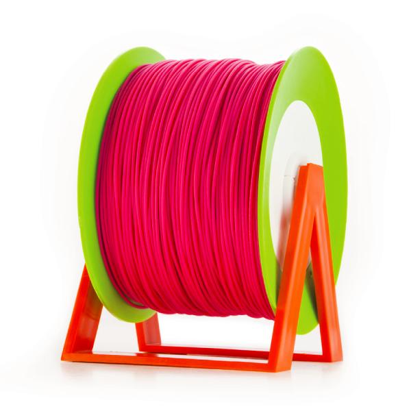 Bobina di filamento da 1kg di PLA 1,75mm Eumakers magenta Sharebot Monza stampa 3d