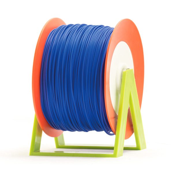 Bobina di filamento da 1kg di PLA 1,75mm Eumakers mirtillo Sharebot Monza stampa 3d