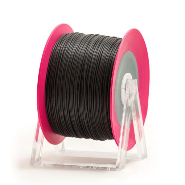 filamento PLA nero glossy Eumakers Sharebot Monza stampa 3d