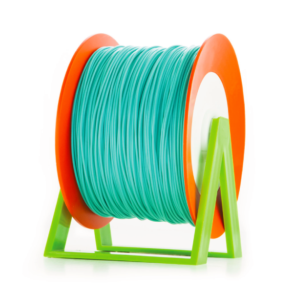Bobina di filamento da 1kg di PLA 1,75mm Eumakers ottanio Sharebot Monza stampa 3d