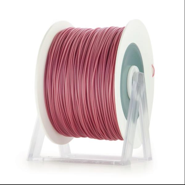 Filamento PLA 2,2 kg Rosa Antico Scuro Metallizzato Eumakers 1,75mm