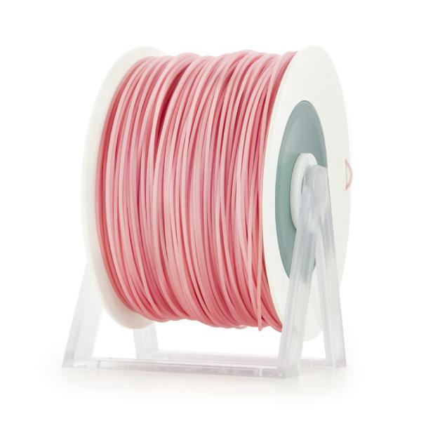 Bobina di filamento da 1kg di PLA 1,75mm Eumakers rosa perlato Sharebot Monza stampa 3d