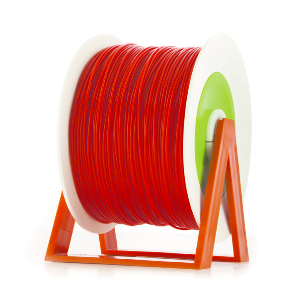 filamento PLA rosso Eumakers Sharebot Monza stampa 3d