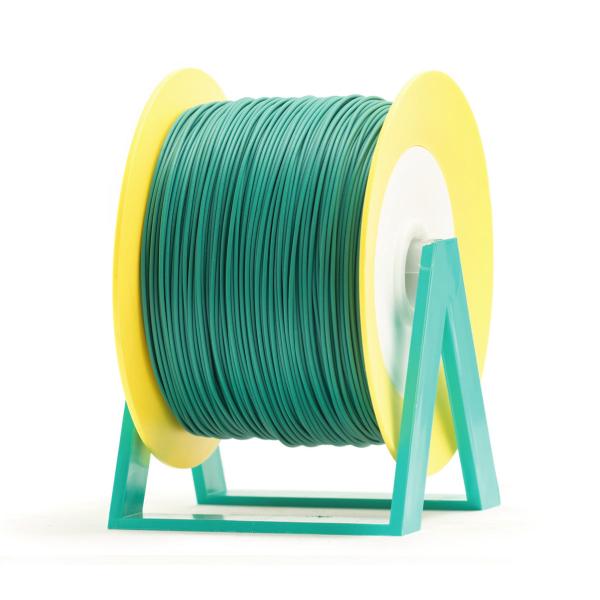 filamento PLA verde sempreverde Eumakers Sharebot Monza stampa 3d
