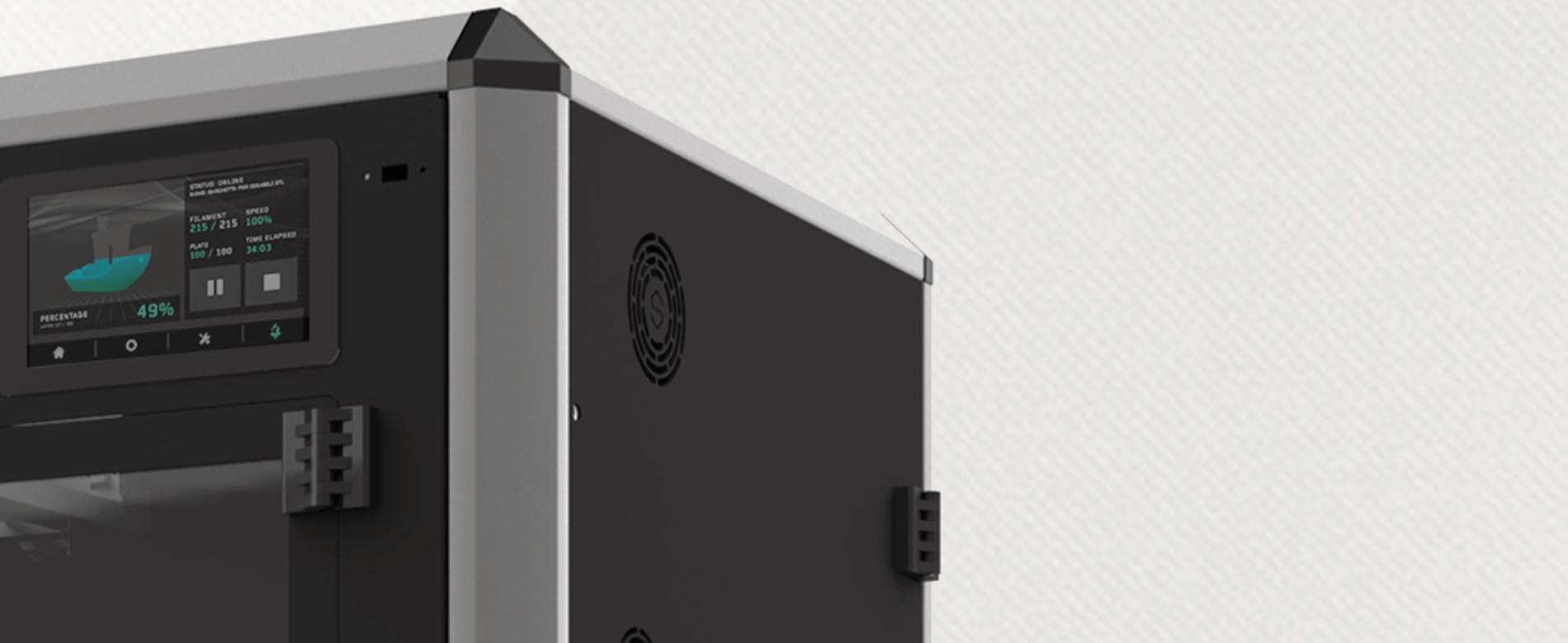 Stampanti 3D Sharebot Monza stampanti 3D professionali 3d store 3d shop