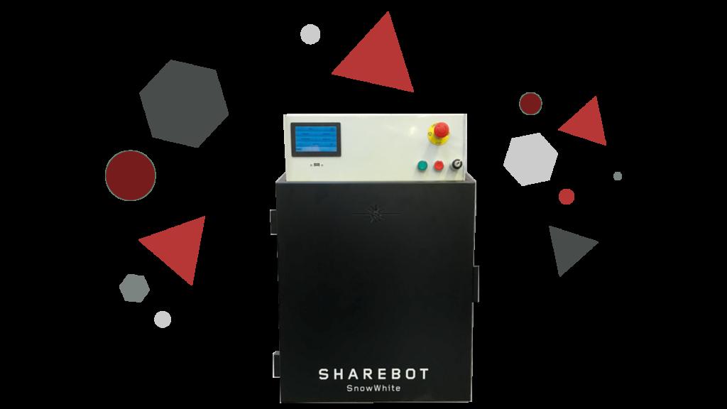 Stampanti 3D professionali Sharebot Monza Sharebot snowwhite 3d store 3d shop snowwhite stampante 3D