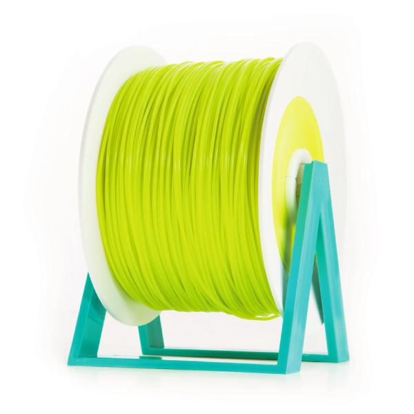 filamento PLA verde acido Eumakers Sharebot Monza stampa 3d