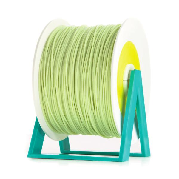 Bobina di filamento da 1kg di PLA 1,75mm Eumakers verde acqua Sharebot Monza stampa 3d