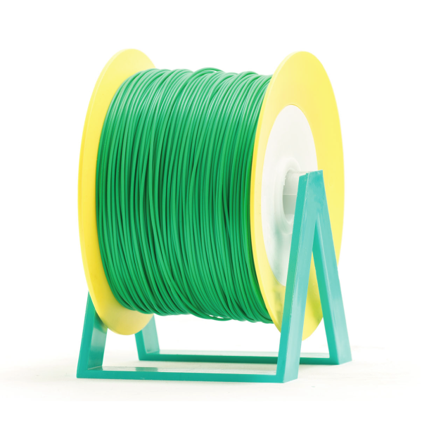 Bobina di filamento da 1kg di PLA 1,75mm Eumakers verde felce Sharebot Monza stampa 3d