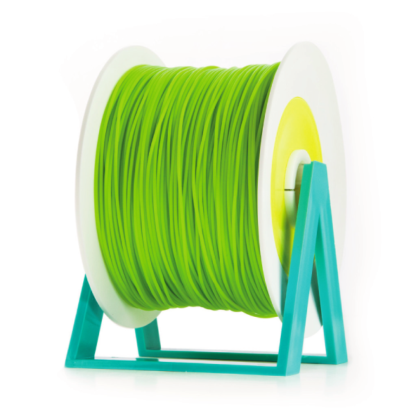 filamento PLA verde foglia Eumakers Sharebot Monza stampa 3d