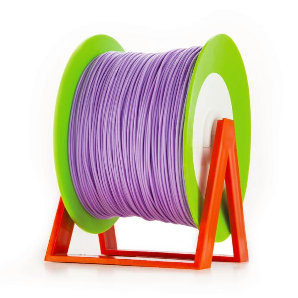 Bobina di filamento da 1kg di PLA 1,75mm Eumakers viola glicine Sharebot Monza stampa 3d