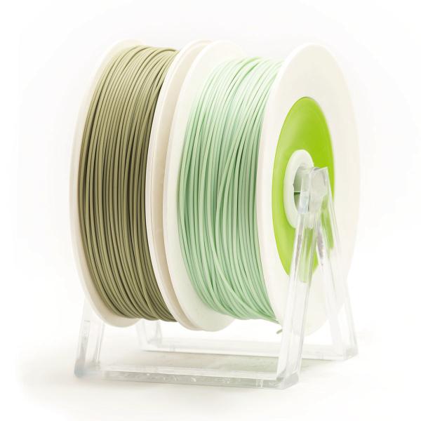 PLA riciclato Eumakers 1,75mm Eubio 2Life verde ecologico Sharebot Monza filamento stampa 3d