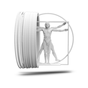 Filamento ABS Architectural stampa 3D 750g 1,75mm - Monumental Evo TREED FILAMENTS Sharebot Monza 3D Store