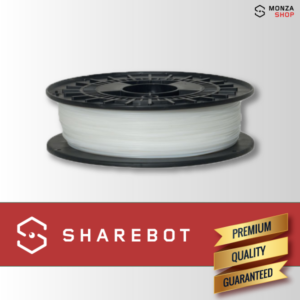 PLA bianco Sharebot filamento PLA per stampa 3D sharebot monza store