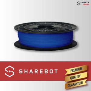 PLA blu Sharebot filamento PLA per stampa 3D sharebot monza store