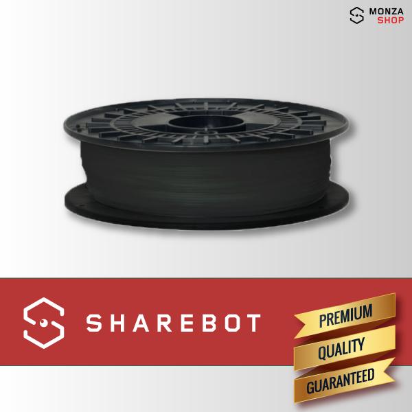 PLA nero Sharebot filamento PLA per stampa 3D sharebot monza store