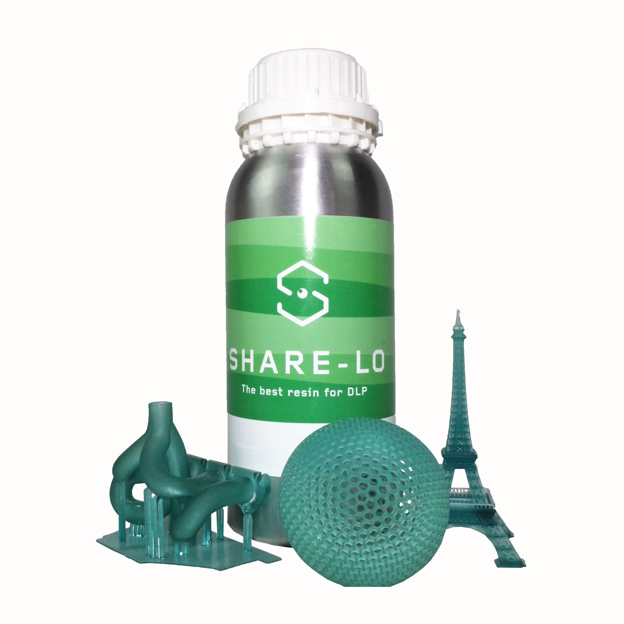 stampante 3d resina sharebot spirit sharebot monza