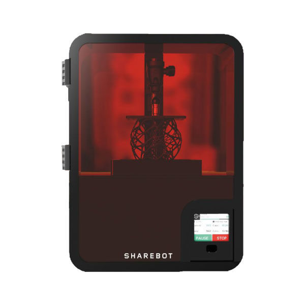 sharebot rover stampante 3d resina sharebot monza