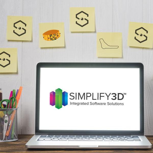simplify3d sharebot monza stampa 3d