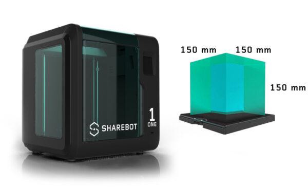 sharebot one stampante 3d economica sharebot monza