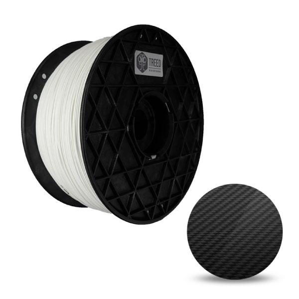 Filamento PEEK Carbon Fiber 750g 1,75mm – PEEK Carbon Fiber TREED FILAMENTS