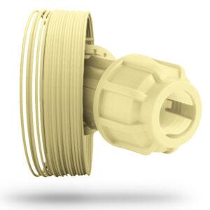 filamento polietilene filamento alimentare stampa 3d sharebot monza